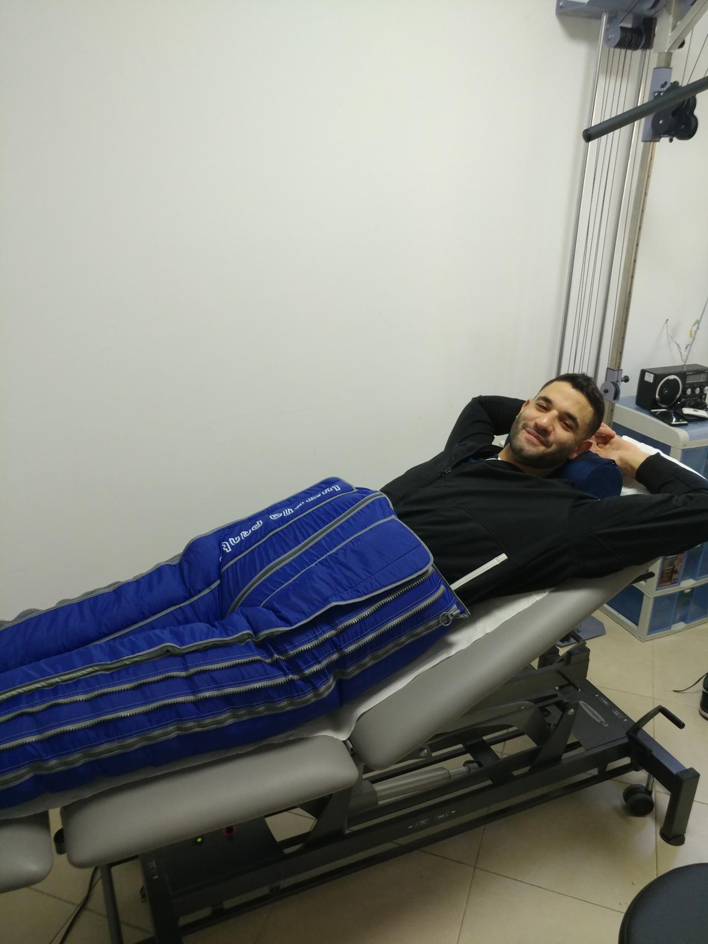 פיזיותרפיה לאתלטים