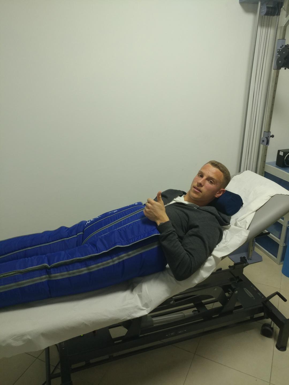 טיפול לספורטאים