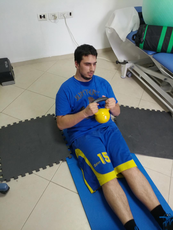 פיזיוטרפיה לספורטאים