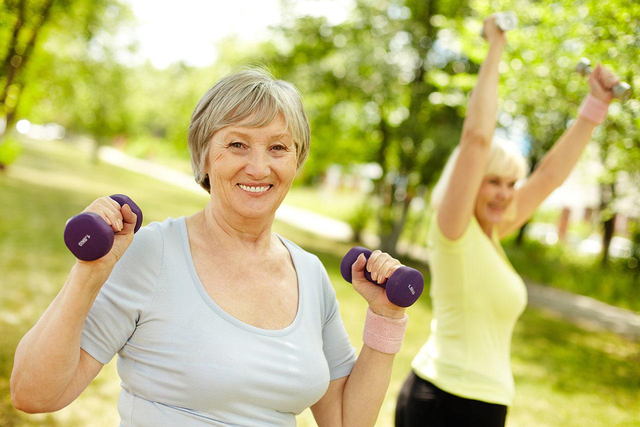 אימון לאוכלוסיה לא בריאה